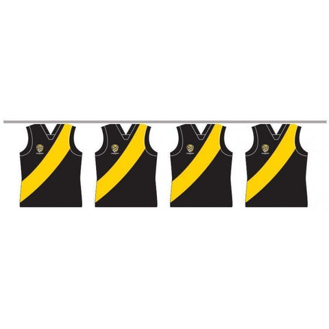 AFL Team Bunting - Richmond ( SOLD OUT )