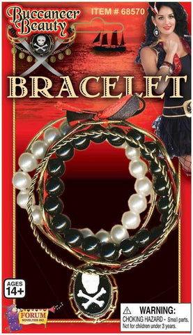 Bracelet - Buccaneer Beauty Pirate
