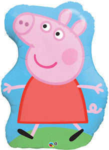 Foil Balloon Supershape - Peppa Pig