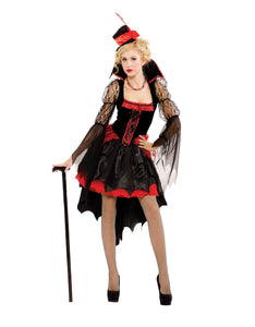 Costume - Midnight Vampire Mistress Deluxe (Adult)