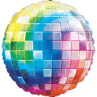 Foil Balloon Supershape - Disco Ball