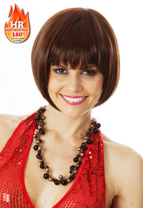 Wig - Cover Girl Deluxe (Brown)