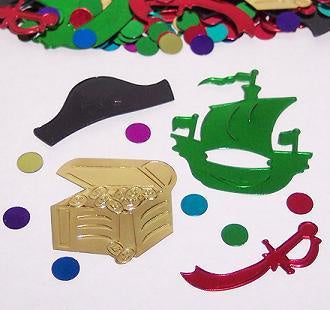 Confetti Scatters - Pirate Party
