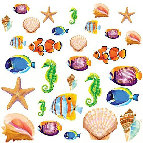 Cut Outs - Sea Life Pk 30