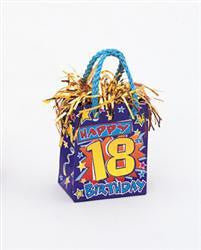 Balloon Weight - 18th Bag Standard