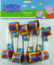 Blow Outs - Peppa Pig Pk 8