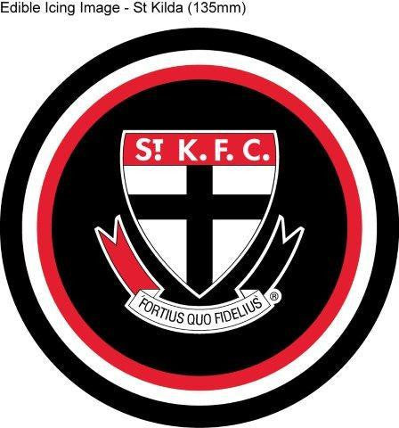 Edible Icing Image - AFL St Kilda Saints