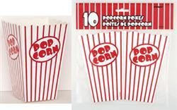 Treat Boxes - Popcorn Pk 10