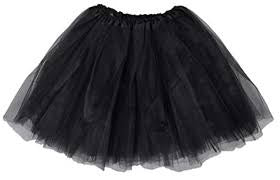 Tutu - Large Black Colour