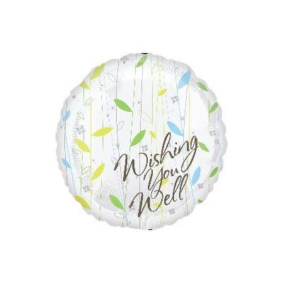 "Foil Balloon 18"" - Wishing You Well"