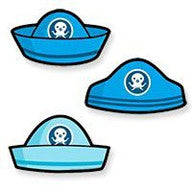 Party Hats - Octonauts Pk 6