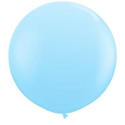 "Qualatex 36"" Standard Latex - Pale Blue"