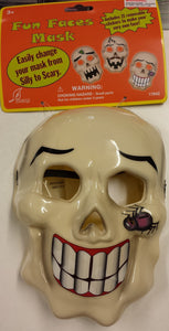 Mask - Change-a-Face Skeleton (Child)