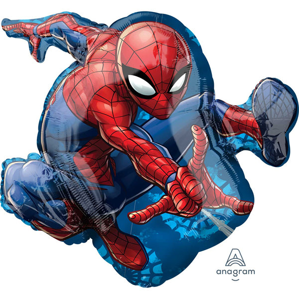 Foil Balloon Supershape - Spiderman