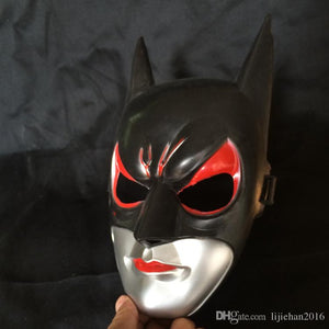 Full Head Batman Mask