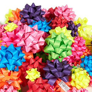 Gift Bow 25cm - Assorted Colour