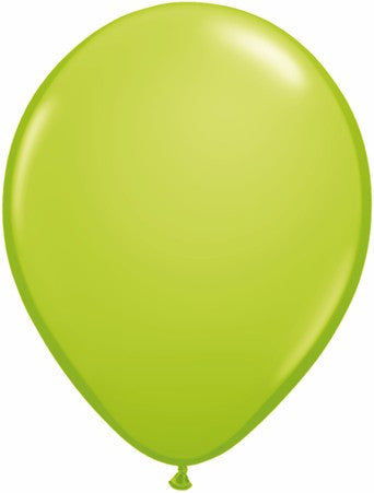 "Qualatex 11"" Fashion Latex - Lime Green"