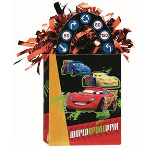 Balloon Weight - Disney Cars Bag