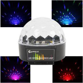 Party Lights - Crystal LED Disco Ball