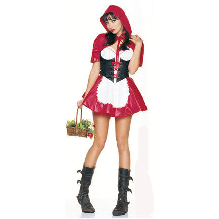 Costume - Little Red Riding Hood (Adult)