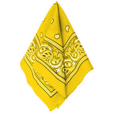 Bandana Yellow