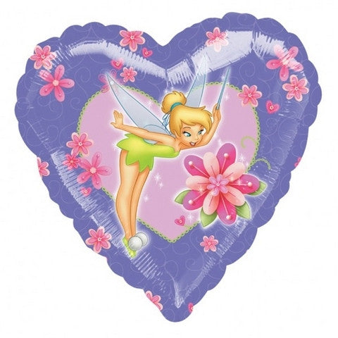 "Foil Balloon 18"" - Disney Fairies Tinkerbell"