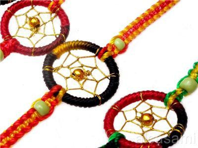 Bracelet - Dream Catcher Threads Asstd