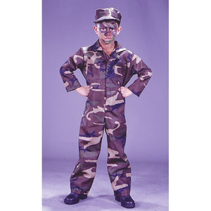 Costume - Covert Commando (Child)