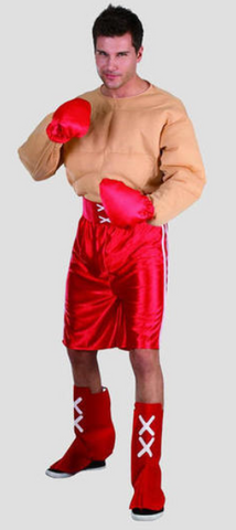 Costume - Boxer (Adult)