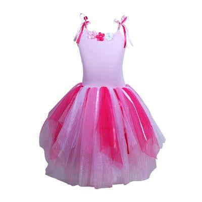 Costume - Carnival Dress Pale Pink (Child)