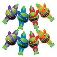 Blow Outs - Teenage Mutant Ninja Turtles Pk 8