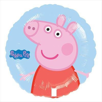 "Foil Balloon 18"" - Peppa Pig"