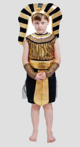 Costume - King Tut Egyptian Boy (Child)
