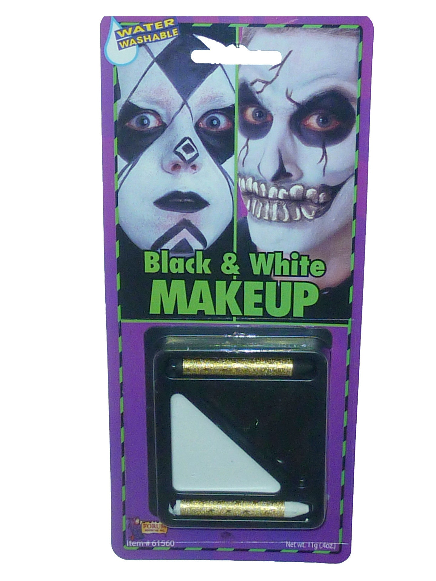 Facepaint - Ghostly Spirits Make Up Kit
