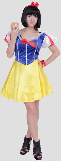 Costume - Snow White (Adult)