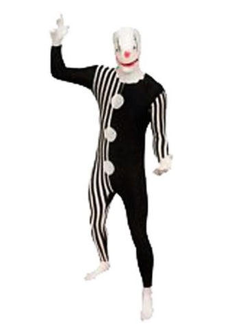Costume - Children's Crazy Clown Morph Suit