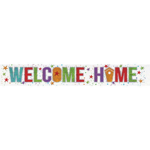 Banner - Welcome Home Holo