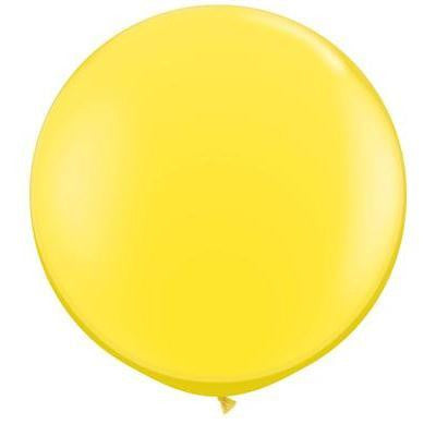 "Qualatex 36"" Standard Latex - Yellow"