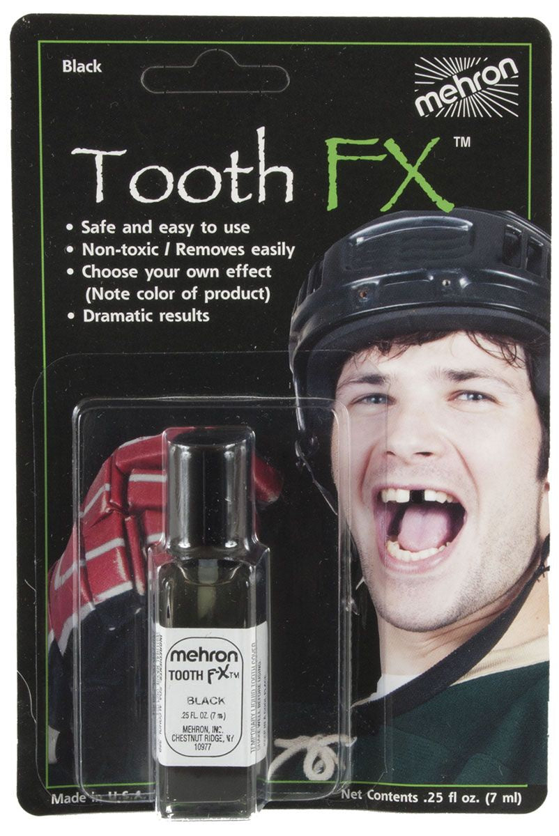 Tooth FX Black Carded 7ml