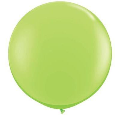 "Qualatex 36"" Fashion Latex - Lime Green"