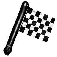 Inflatable - Racing Flag Foil
