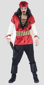 Costume - Pirate (Adult)