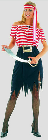 Costume - Pirate Lady (Adult)