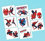 Tattoos - Spiderman Pk 16
