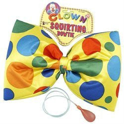 Accessories - Jumbo Clown Squirt Bow Tie