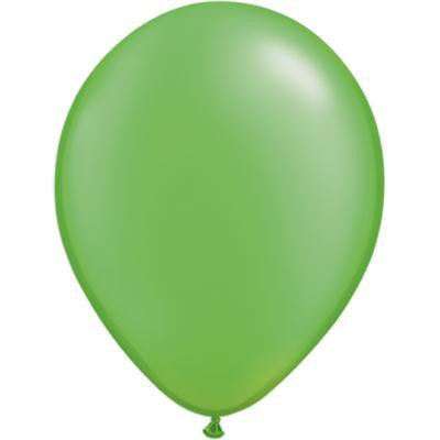 "Qualatex 11"" Pearl Latex - Lime Green"