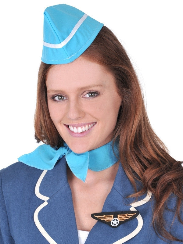 Costume - Air Hostess Accessories Set (Adult)