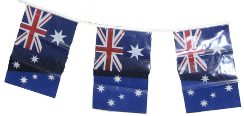 Bunting Flags - Aussie 7m