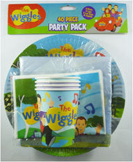 Party Pack - Wiggles 40 Piece