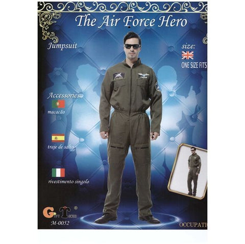 Costume - Air Force Pilot (Adult)